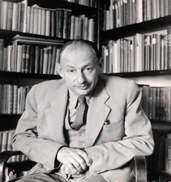 Professor Gershom Scholem Gershom Scholem
