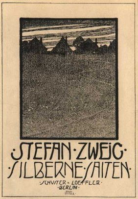 Zweig's First Book of Poems, Silberne Saiten, (Strings of Silver) 1901